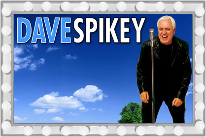 Dave Spikey Represented by Felix Knight Limited